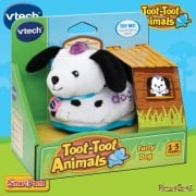 vTech Baby Toot-Toot Animals Furry Dog - Dalmatian