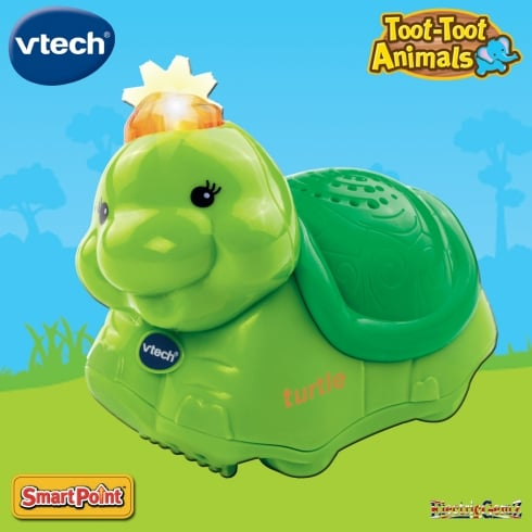 vTech Baby Toot-Toot Animals Turtle
