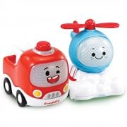 vTech Baby Toot-Toot Cory Carson - PlayZone Freddie & Halle Mini Duo