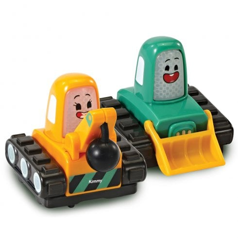 vTech Baby Toot-Toot Cory Carson - PlayZone Kimmy & Timmy Mini Duo