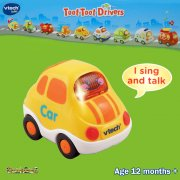 vTech Baby Toot-Toot Drivers Car