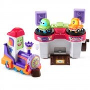 vTech Baby Toot-Toot Drivers Cory Carson - DJ Train Trax & the Roll Train