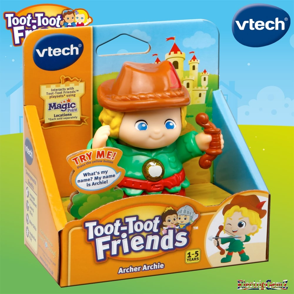 Vtech Baby Toot Toot Friends Kingdom Archer Archie