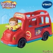 vTech Baby Toot-Toot Friends Learning Wheels School Bus with Mr Gavin