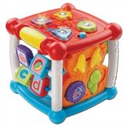 vTech Baby Turn and Learn Cube