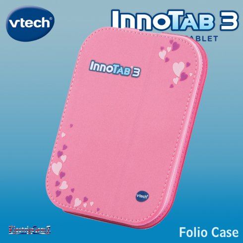 vTech InnoTab 3 Pink Folio Case and Stand