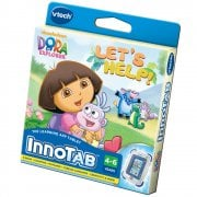 vTech InnoTab Dora the Explorer Let's Help Cartridge