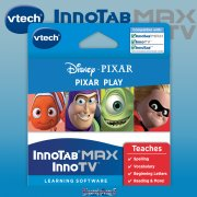 vTech InnoTab MAX InnoTV Pixar Play Learning Software