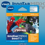 vTech InnoTab MAX InnoTV Ultimate Spider-Man Learning Software