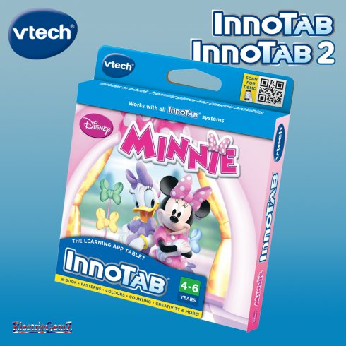 vTech InnoTab Minnie Mouse Cartridge