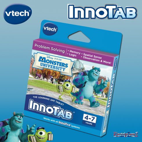 vTech InnoTab Monsters University Cartridge