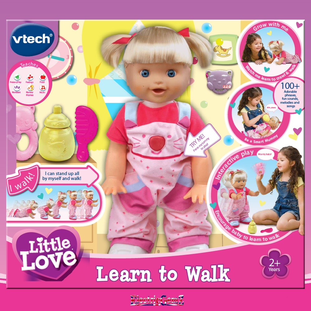 Baby Amaze™ | Learn to Talk & Read Baby Doll™ | VTech®