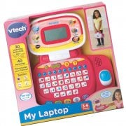 vTech Pre-School My Laptop - Pink