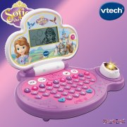 vTech Sofia the First Royal Learning Laptop