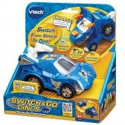 vTech Switch & Go Dinos vTech Switch & Go Dinos Horns the Triceratops