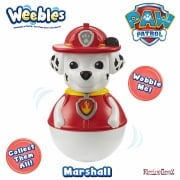 Weebles Paw Patrol - Marshall