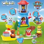 Weebles Paw Patrol Pull & Play Seal Island