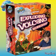 Wild Science Exploding Volcano Workshop