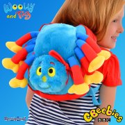 Woolly and Tig Woolly Backpack