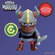 World of Warriors 12cm Action Figure - Gunnar