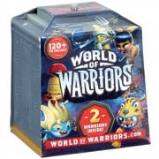 World of Warriors - Warrior 2-Pack with Battle Temple