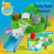 Zhu Zhu Pets Zhu Zhu Puppies Bark Park Playset