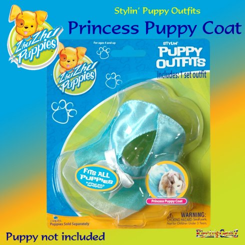 Zhu Zhu Puppies Princess Puppy Coat