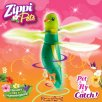 Zippi Pets Green Bird Figure